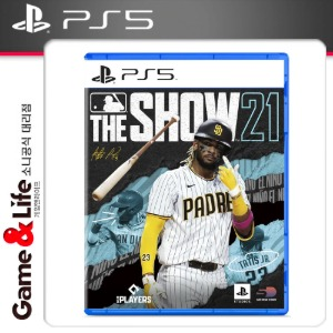 PS5 MLB THE SHOW 21 / MLB21 / 더쇼21 사전예약